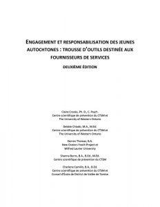 Engagement et responsabilisation des jeunes Autochtones : Trousse d'outils destinée aux fournisseurs de services